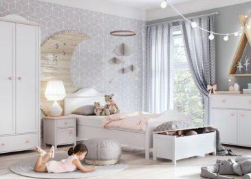 Wymarzona sypialnia dziecięca